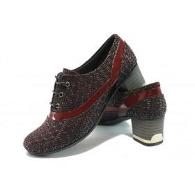 Pantofi cu toc mediu